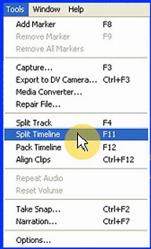 Video Edit Magic Tool Tab